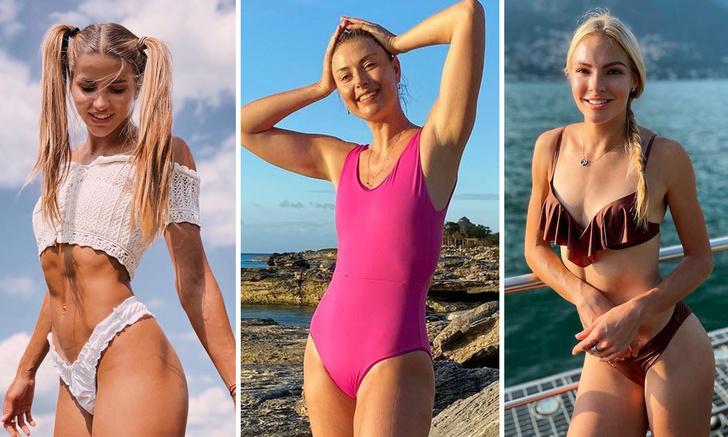 Фото №1 - Горячие спортсменки— участницы рейтинга MAXIM «100 самых сексуальных женщин страны»