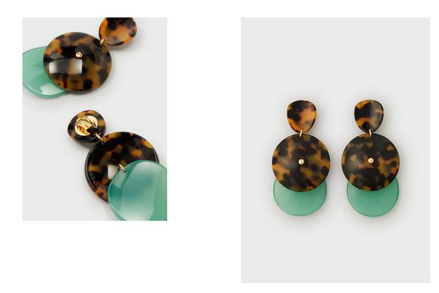 Фото №2 - Шесть «черепаховых» украшений, которые вам стоит подарить самой себе
