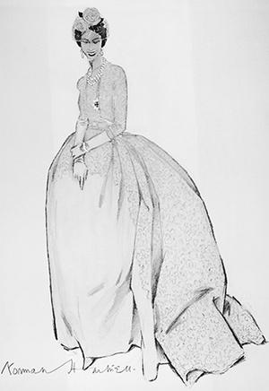 Фото №14 - Королевская свадьба #2: как выходила замуж «запасная» принцесса Маргарет