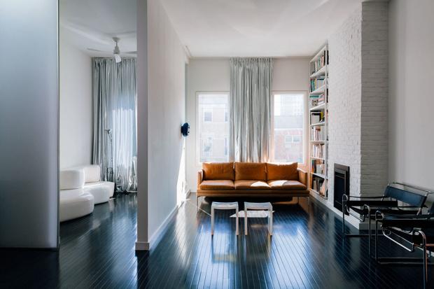Фото №4 - Дом для творческой пары в Бруклине