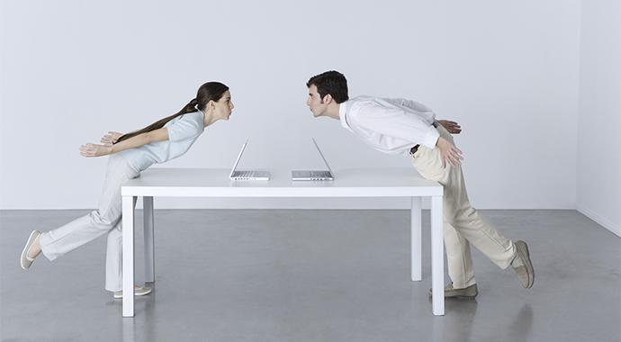 Настоящую любовь можно найти в интернете?