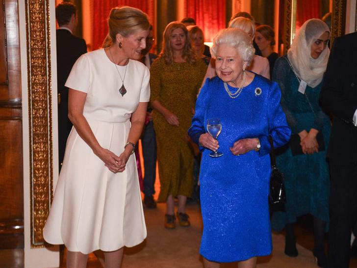 Фото №3 - Особое положение: почему Королева всегда была ближе с младшими внуками, а не со старшими