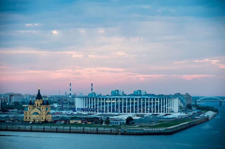 Фото №1 - Нижний Новгород вошел в топ самых безопасных городов мира
