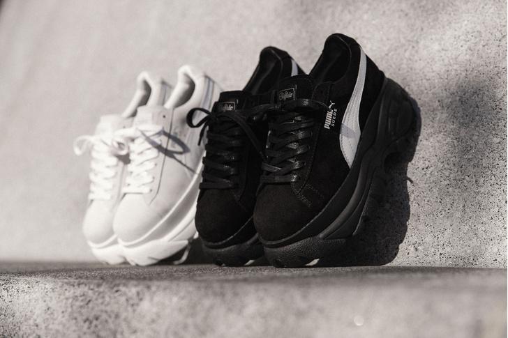 Фото №1 - Вишлист: Обувь от Puma x Buffalo, которая разобьет сердечко любой модницы