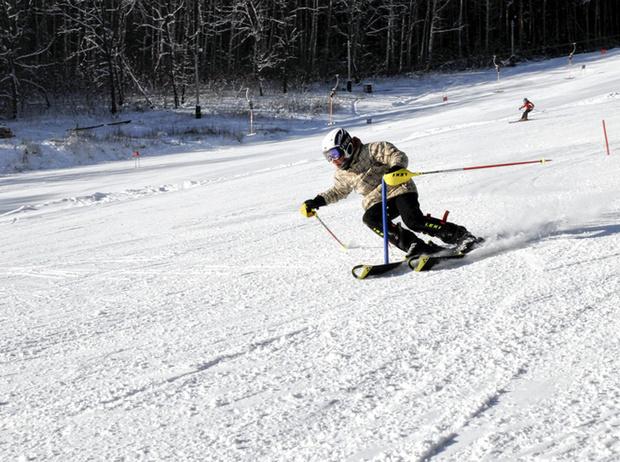 Фото №14 - Где этой зимой искать снег, если хочется покататься на лыжах (в России)