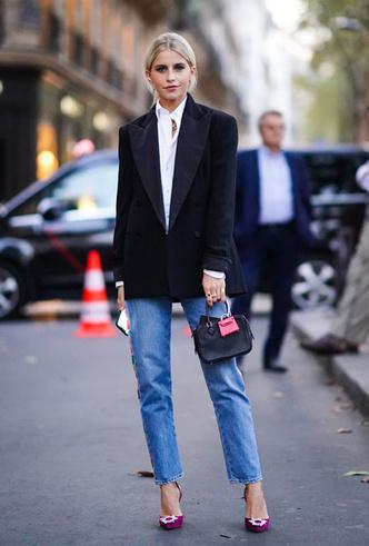 Фото №7 - С чем носить белую рубашку: стильные идеи на любой случай