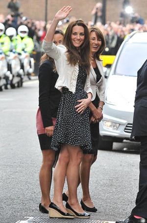 Фото №3 - Любимые бренды одежды герцогини Кембриджской