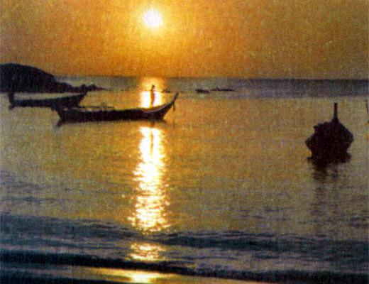 Фото №1 - Чао лей, люди моря
