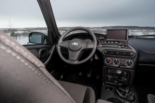 Фото №4 - Lada Niva Travel: испытываем машину времени