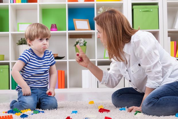 Фото №1 - Только с любовью: 10 правил, как наказывать ребенка