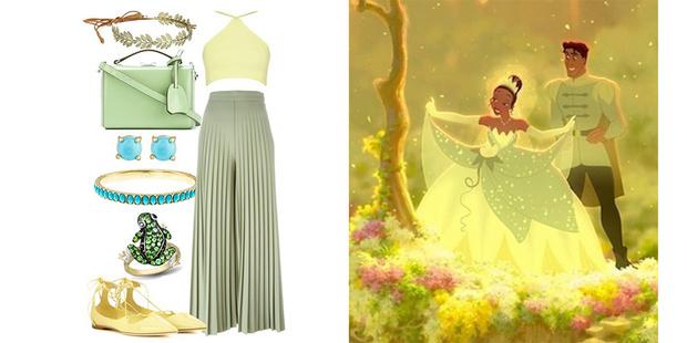 Фото №6 - Что носить весной: 8 модных образов в стиле Принцесс Disney