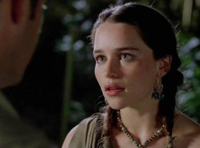 Фото №4 - 8 ролей Эмилии Кларк, которые она сыграла до «Игры престолов»