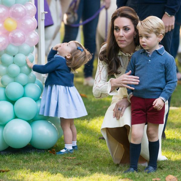 Фото №7 - Принцесса Шарлотта на своем первом светском мероприятии в Канаде