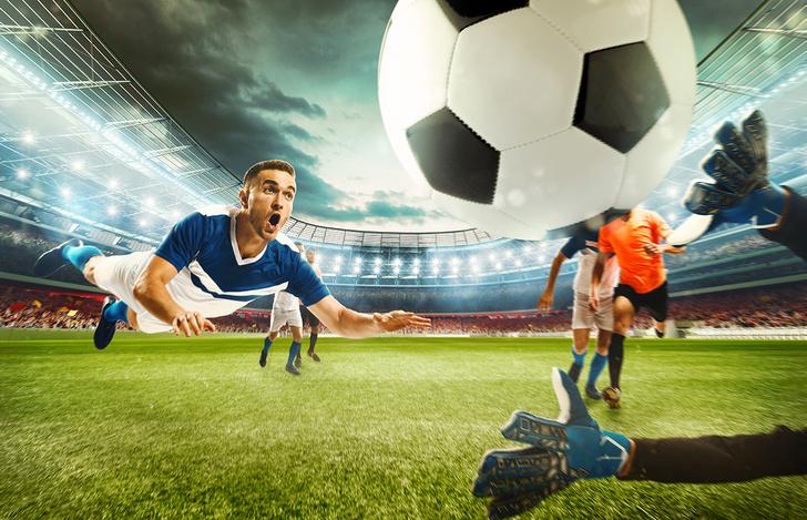 Фото №1 - Болей как Бекхэм! Памятка футбольным любителям для Евро-2020