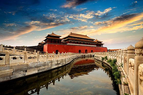Фото №1 - Что нужно сделать в Пекине