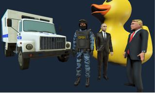 В Steam появился симулятор омоновца