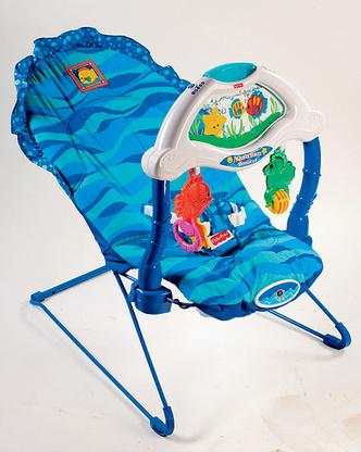 Фото №6 - Кресло-качалка для малыша