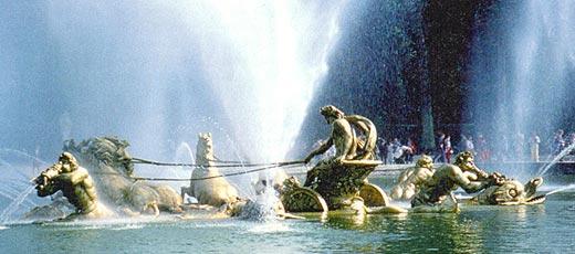 Фото №3 - Дворцы и фонтаны Версаля