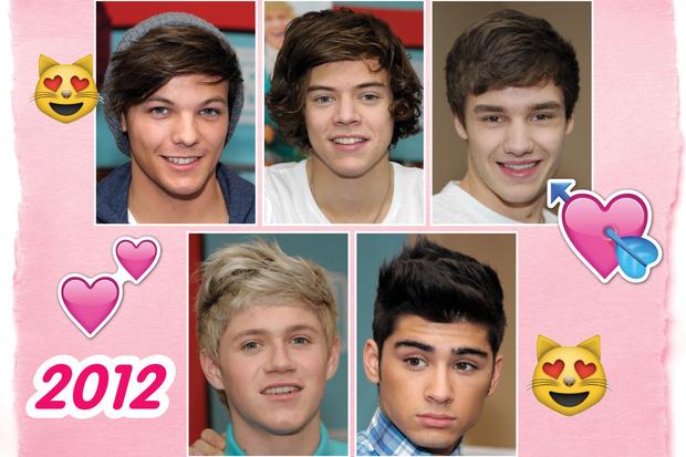 Фото №6 - Эволюция One Direction: как парни изменились за 5 лет?