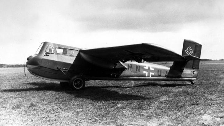 Фото №11 - «Вот уроды...»: 12 самых страшных самолетов XX века