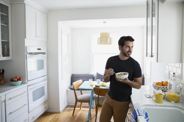 рацион питания мужчины