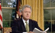 Экс-президент США Билл Клинтон госпитализирован с заражением крови