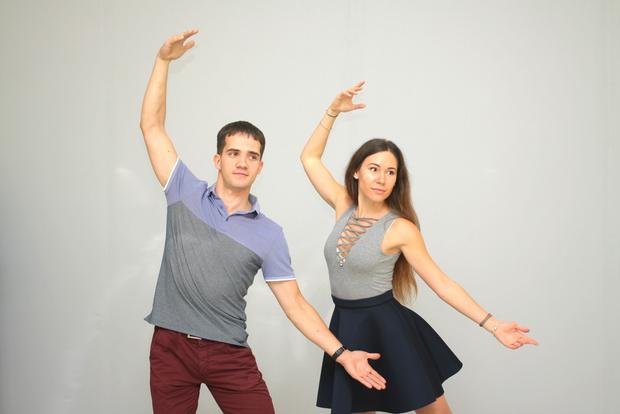Фото №4 - Так бывает: увидела танцора в сети и теперь выхожу за него!