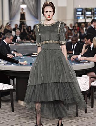 Фото №52 - Неделя Высокой моды в Париже: Chanel FW2015/16