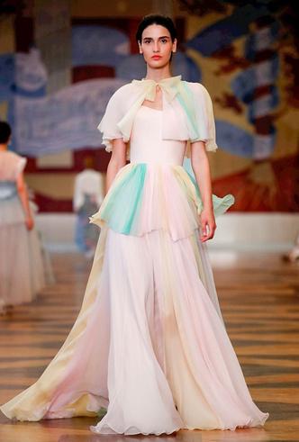 Фото №7 - Единороги в СССР: Ulyana Sergeenko Couture FW18