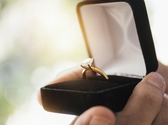 Фото №2 - Помолвочное кольцо: большая любовь – большие деньги