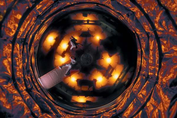 Фото №1 - Телескопы: от стекол к лазерам