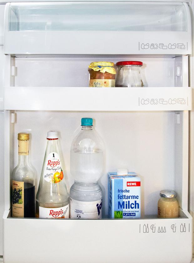 Фото №81 - Что лежит в холодильнике у жителей разных стран: 54 любознательных фото