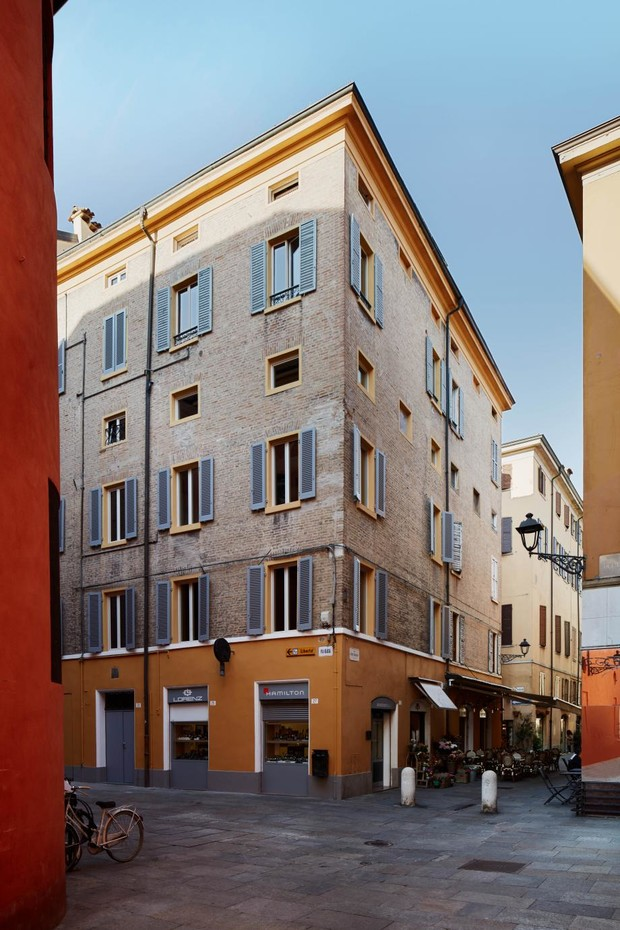 Фото №2 - Апартаменты Casa Mutina в Модене