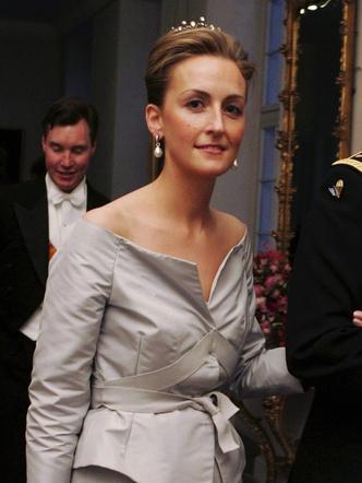 Фото №15 - Самые роскошные и дорогие тиары королевской семьи Бельгии