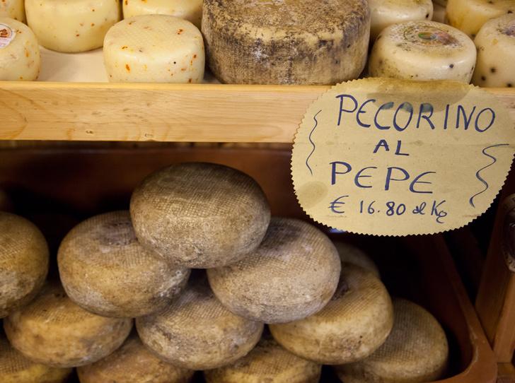 Фото №1 - Сыр пекорино: как его выбрать и довезти до дома