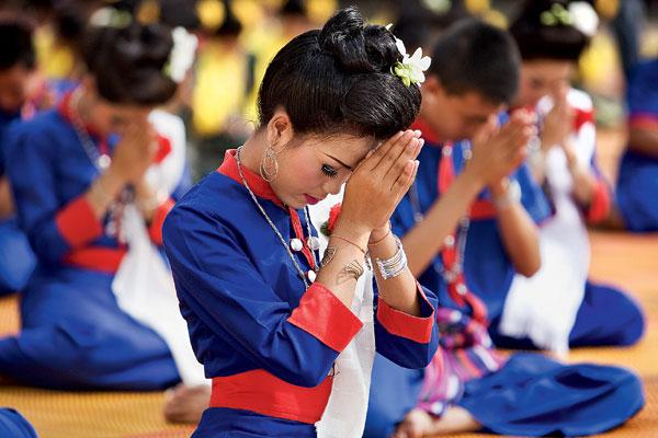 Фото №1 - Жизнь без запятых: 8 особенностей тайцев, которые удивляют иностранцев