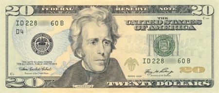 Фото №7 - Картинная галерея: доллар США