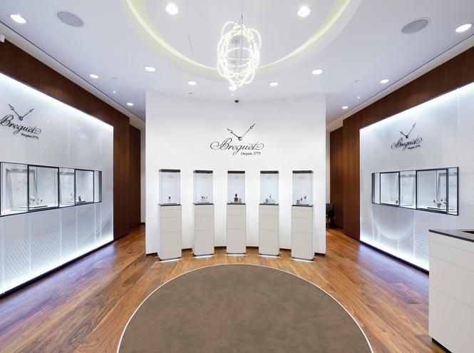 Фото №3 - Breguet: как выглядит новый бутик легендарного бренда