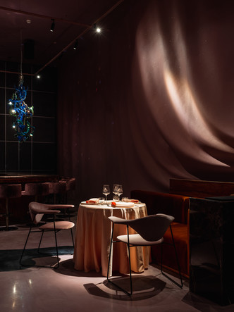 Фото №9 - Ресторан и иммерсивный гастротеатр «Красота»