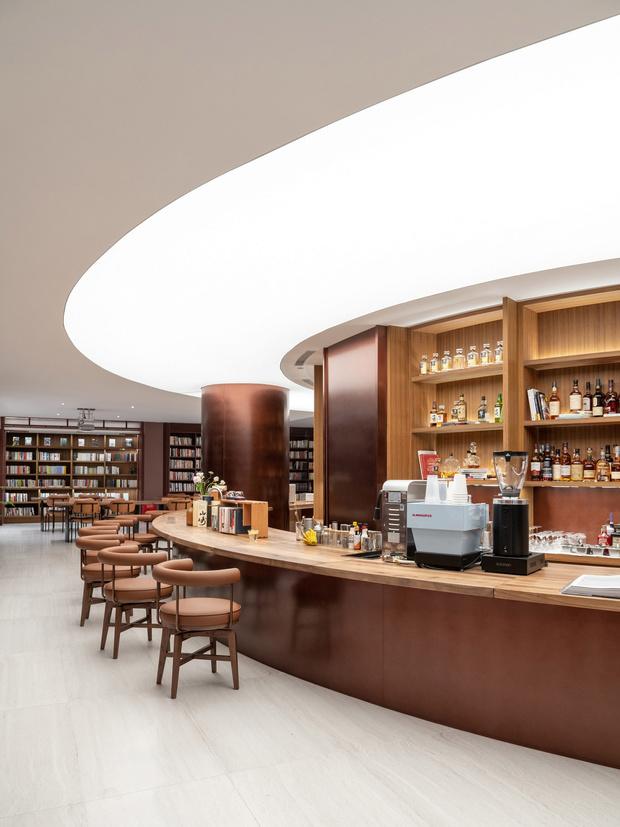 Фото №9 - Концептуальный книжный магазин в Шанхае