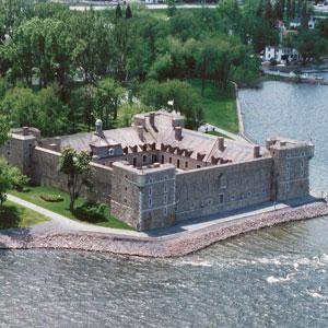 Фото №1 - Крепости под охраной