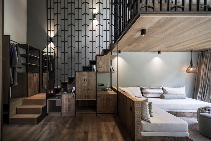 Фото №10 - Отель в горах по проекту студии Noa