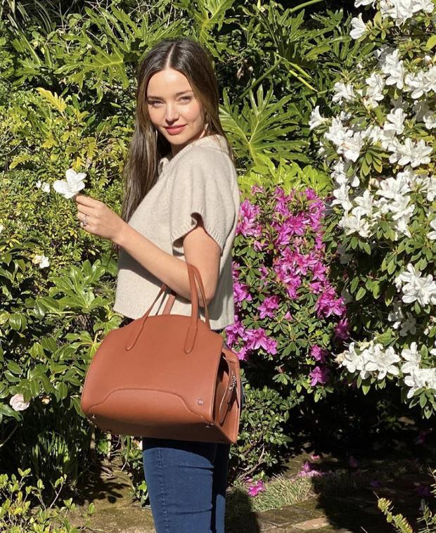 Фото №7 - С какой сумкой никогда не расстается Наталья Водянова