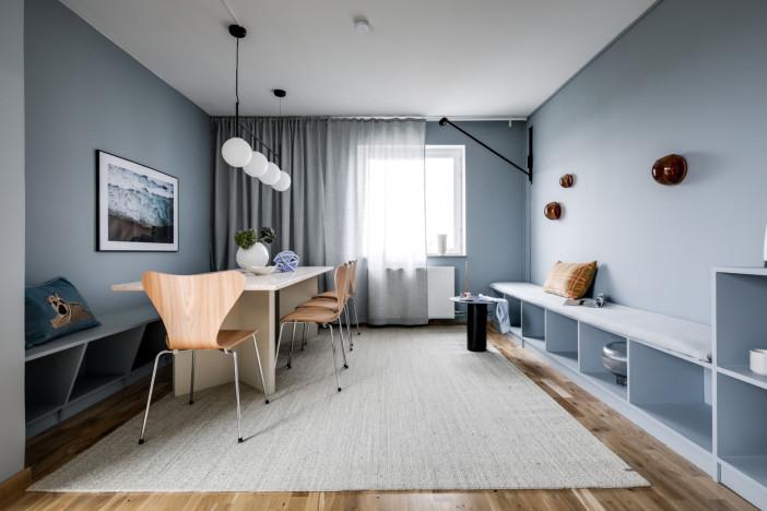 Фото №8 - Коммунальная квартира в Швеции: новая концепция жилья