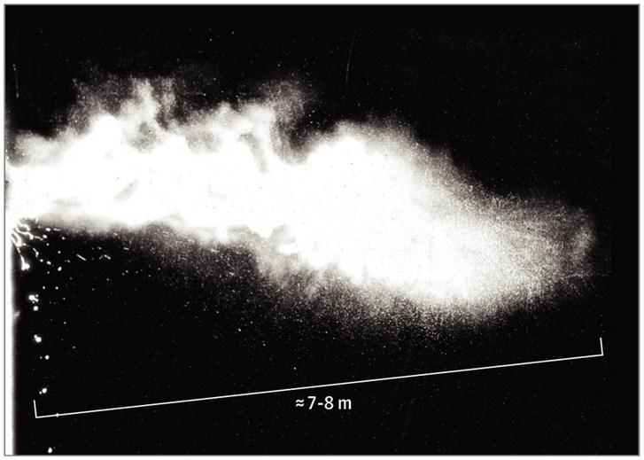 Фото №2 - Исследование: когда человек чихает, патогены разлетаются на 7—8 метров