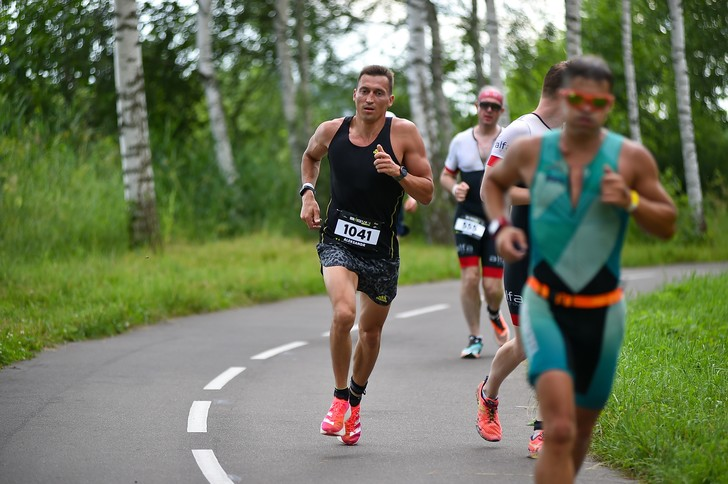 Фото №4 - Пять советов от олимпийского чемпиона, как подготовиться к триатлону