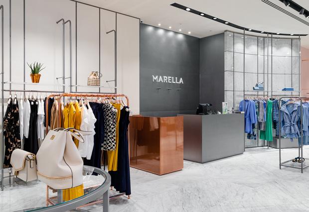 Фото №5 - Женственно и элегантно: как выглядит новая весенне-летняя коллекция Marella