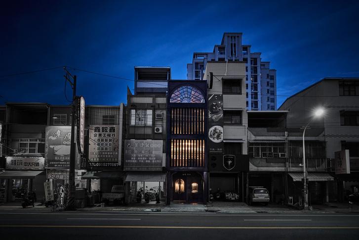 Фото №16 - Ресторан в стиле стимпанк на Тайване
