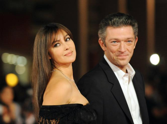 Фото №13 - Моника Беллуччи и Венсан Кассель: фото из семейного альбома