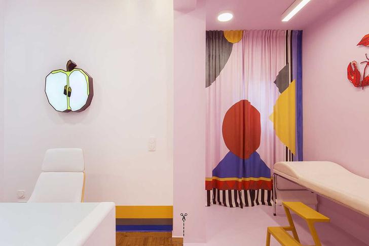 Фото №7 - Детская клиника Apple Tree в Афинах